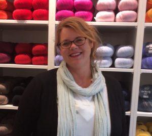Britta Janzen Wolle Wunder Kiel Stricken